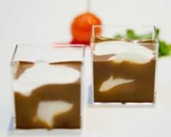 Recette crème aux chocolats façon charlotte