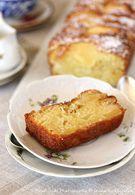 Recette cake aux pommes pour 8 personnes