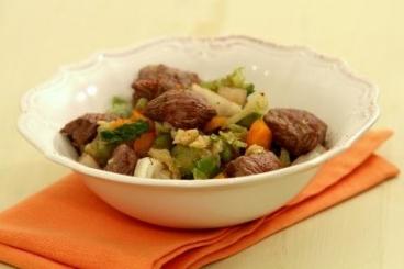 wok de boeuf saveurs pot au feu recette
