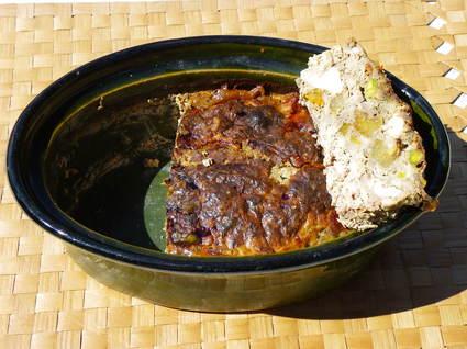 Recette de terrine de lapin aux abricots secs et pistaches