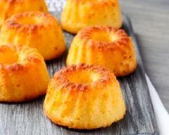 Recette mini gâteaux au yaourt