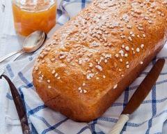 Recette pain au beurre de cacahuète à la machine à pain