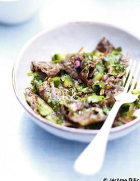 Salade thaïe pour 6 personnes