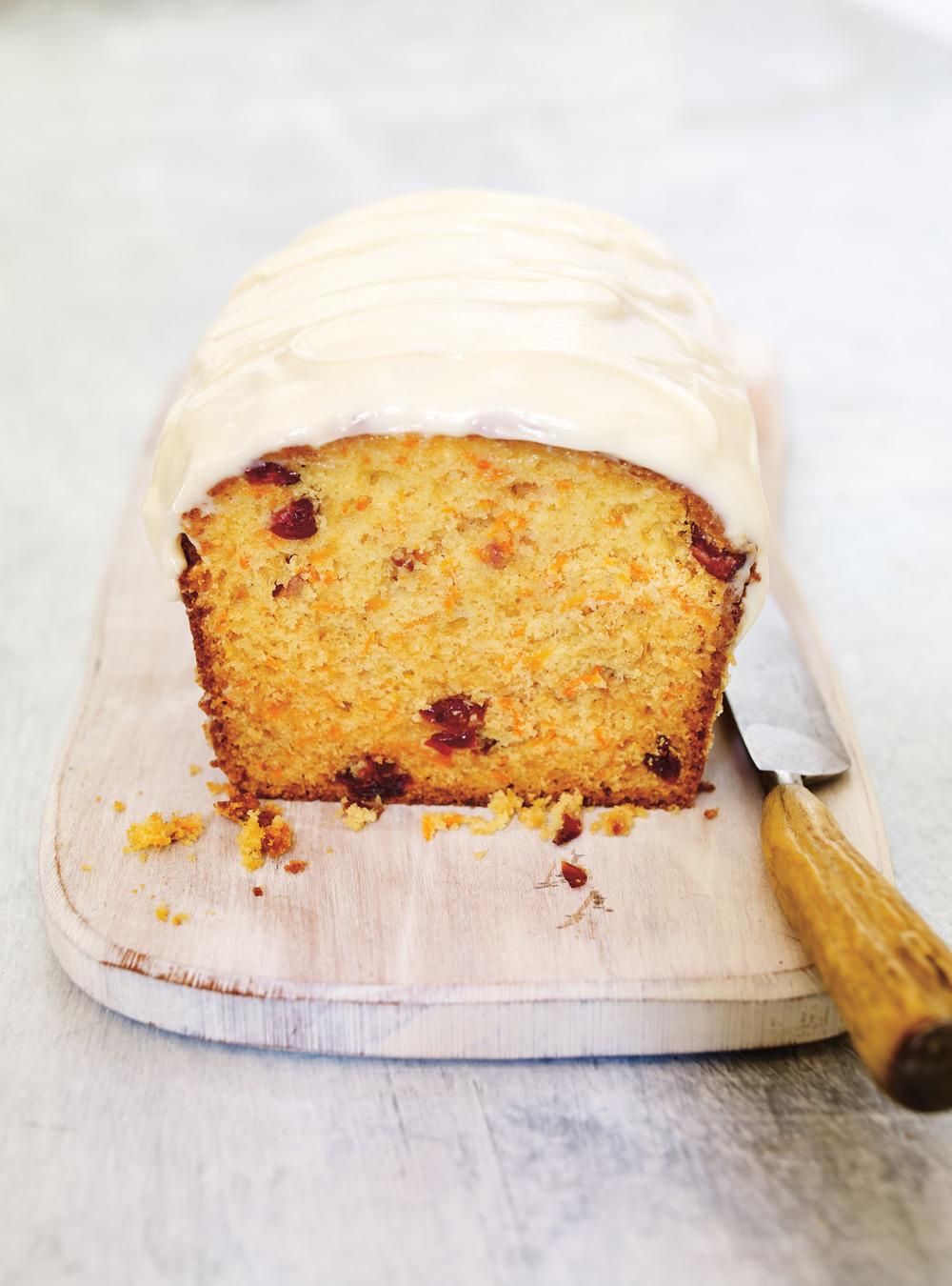 Gâteau «cake» aux carottes | ricardo