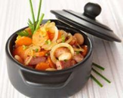 Recette mini cocottes de panaché de légumes
