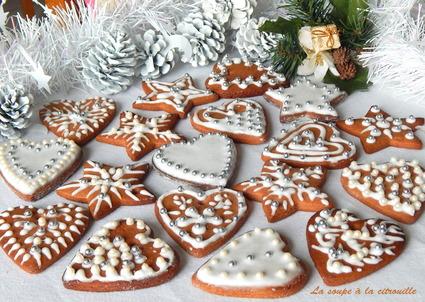 Recette biscuits de noël en pain d'épices (biscuits)