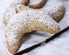 Recette biscuits sablés à la vanille