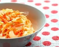 Recette carottes râpées créoles