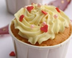 Recette cupcakes à la bergamote