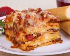 Recette lasagnes au thon express