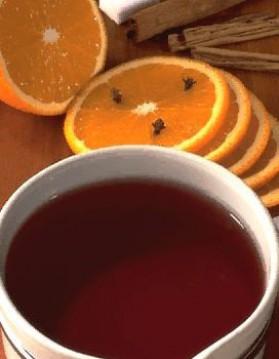 Vin chaud à l'orange pour 4 personnes
