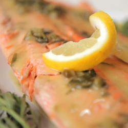 Recette saumon en croûte de sel – toutes les recettes allrecipes