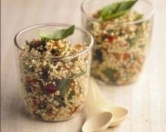 Recette quinoa en taboulé