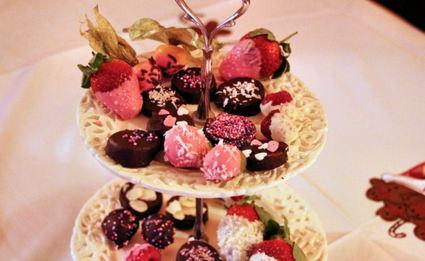 Recette de fruits au chocolat sexy girly