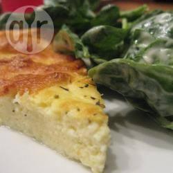 Recette tarte soufflée au chèvre et au romarin – toutes les recettes ...