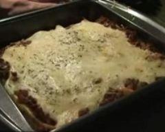 Recette lasagnes italiennes à la bolognaise