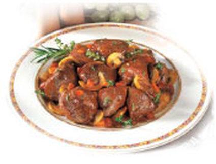 Recette de chevreuil sauce grand veneur