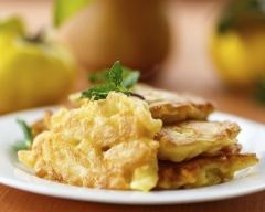 Recette beignets aux pommes faciles