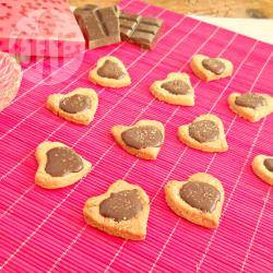 Recette petits cœurs chocolat – toutes les recettes allrecipes