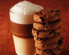 Recette latte macchiatto caramel