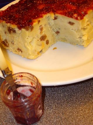 Recette de gâteau de patates douces mauricien