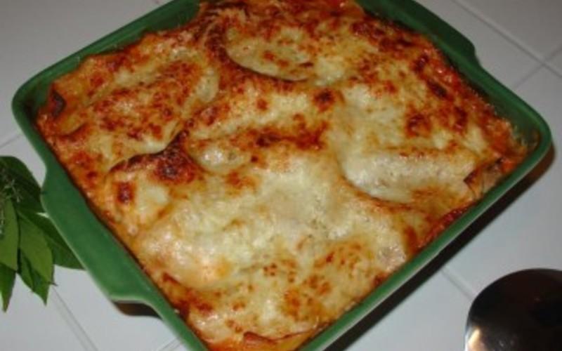 Recette rondelles d 39 aubergines l 39 italienne recette - Aubergine grillee a l italienne ...