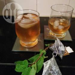 Recette thé glacé à la menthe – toutes les recettes allrecipes