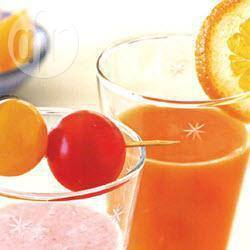 Recette cocktail orange