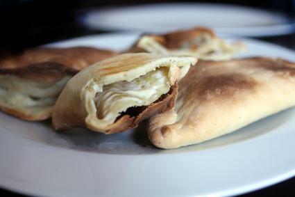 Recette de naans indiens au fromage
