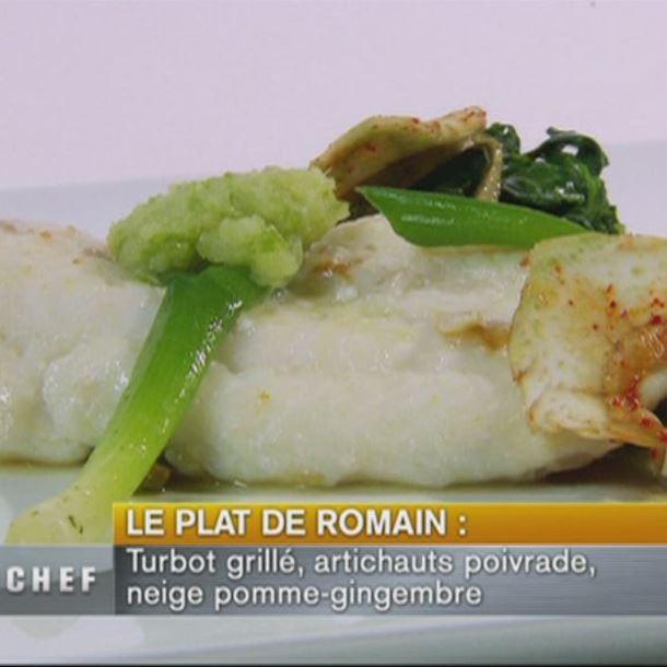 Turbot et barbue cuisine az recette - Recette de turbot grille ...