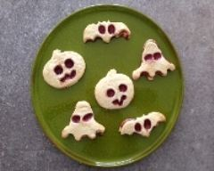 Recette biscuits pour halloween