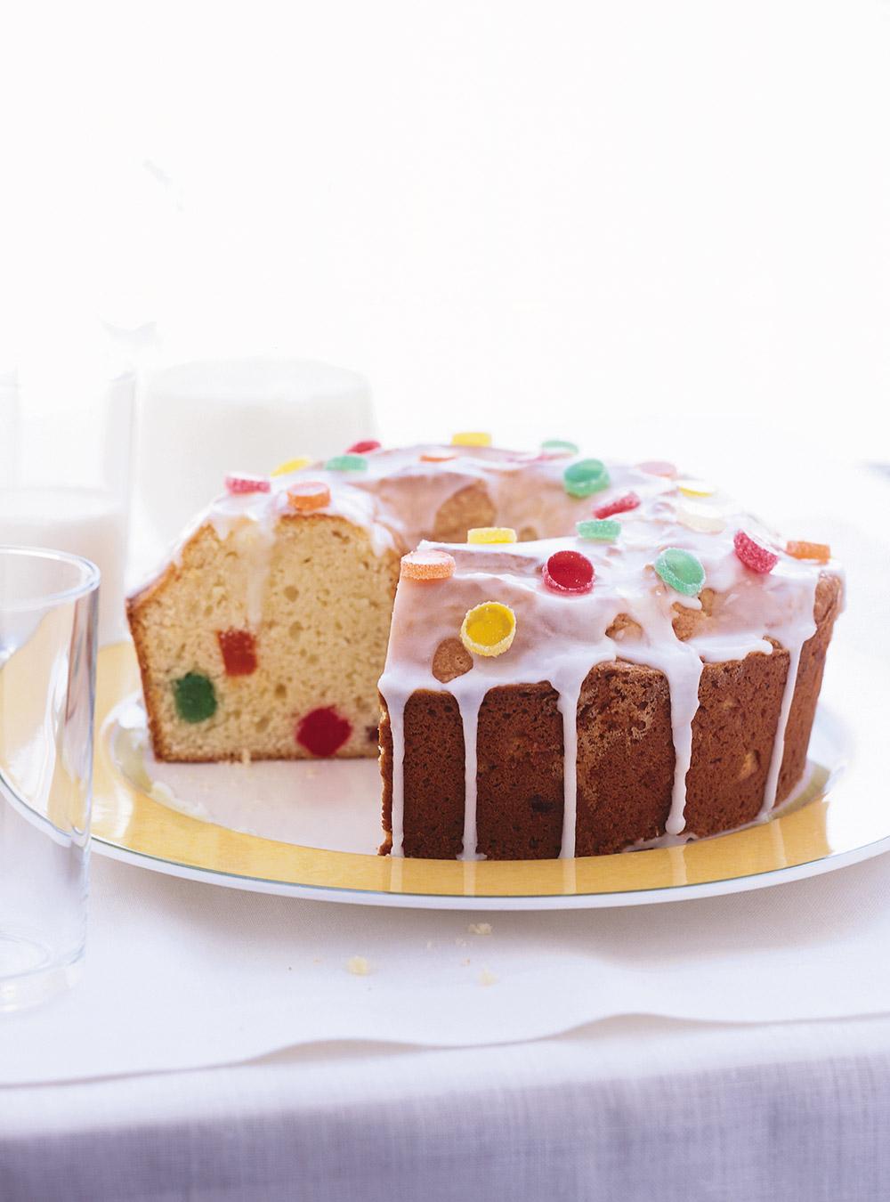 Gâteau aux jujubes | ricardo