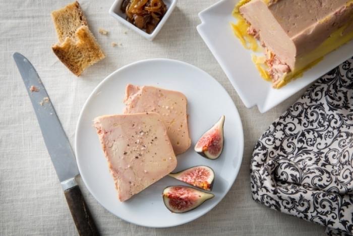 Recette de terrine de foie gras au sauternes facile et rapide