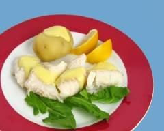 Recette poisson poché à la mayonnaise maison