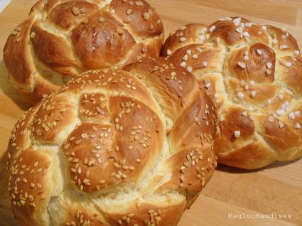Recette de pain doux au lait ribot et miel