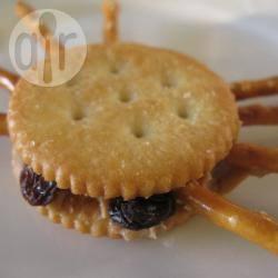 Recette araignées apéritives au thon – toutes les recettes allrecipes