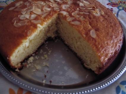 Recette de gâteau moelleux allégé aux pommes