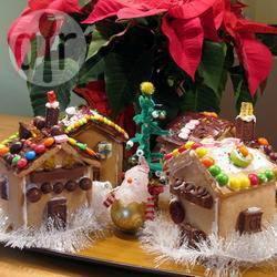 Recette maison en pain d'épices pour les enfants – toutes les ...