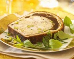 Recette pâté au foie gras
