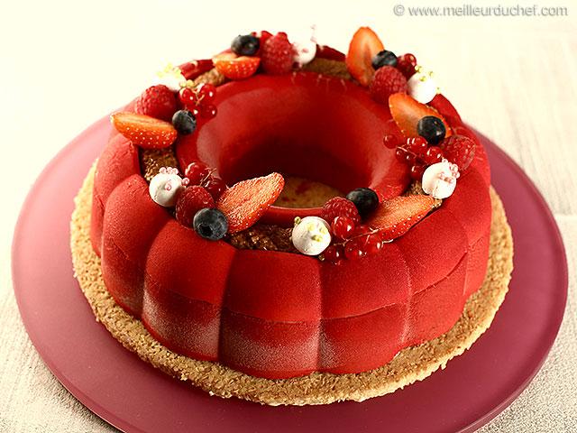 Gâteau pour la fête des mères  la recette illustrée  meilleurduchef ...