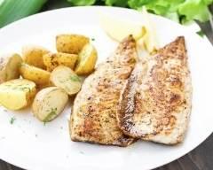 Recette poisson grillé à l'asiatique