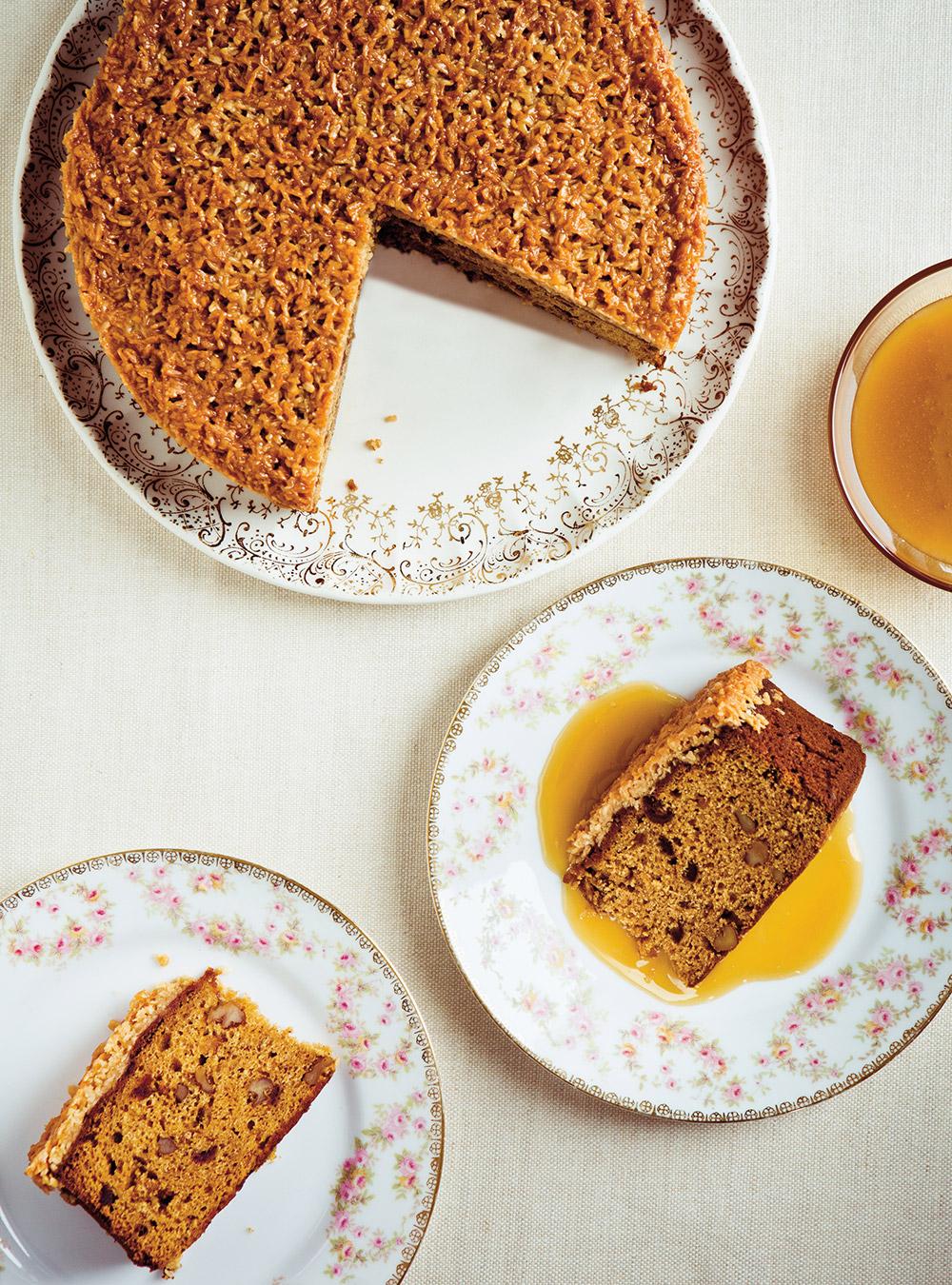 Gâteau reine elizabeth de jeanne | ricardo