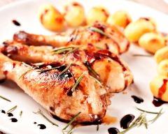 Recette poulet au vinaigre balsamique