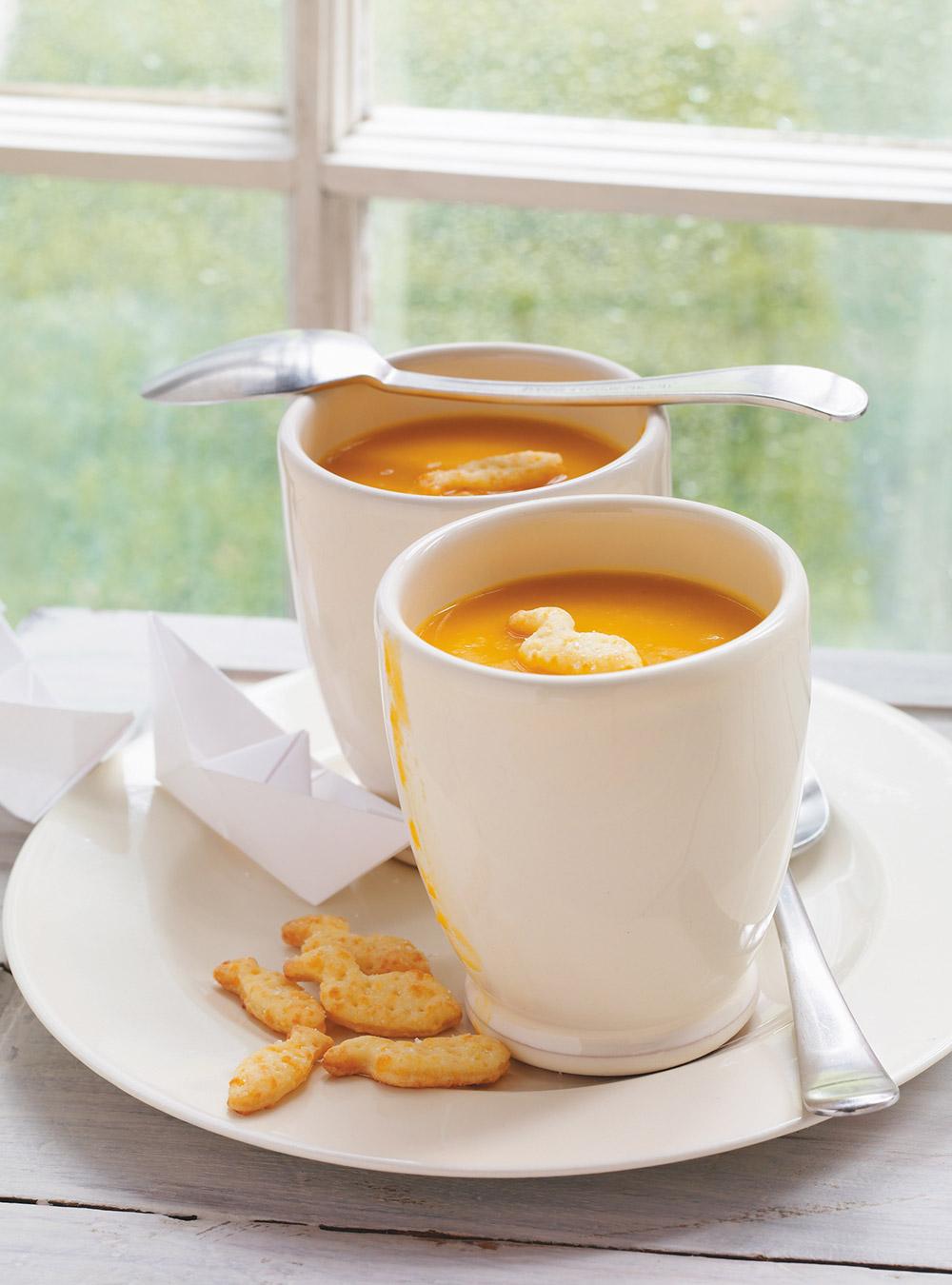 Potage aux carottes | ricardo