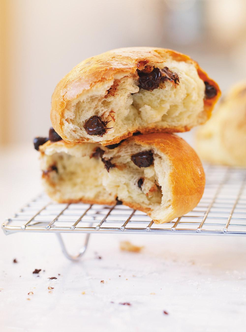 Petits pains briochés | ricardo