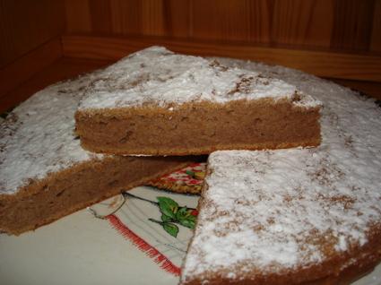 Recette de gâteau à la crème de marron