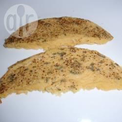 Recette farinata au romarin (galette de pois chiches) – toutes les ...