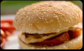 Hamburgers facile fait maison pour 1 personne