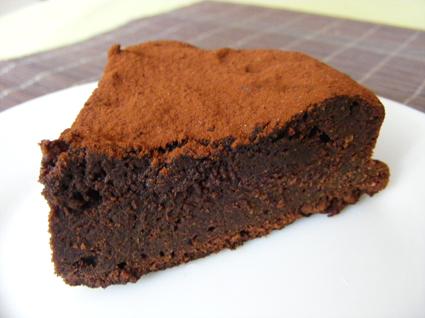 Recette de moelleux au chocolat de pierre hermé