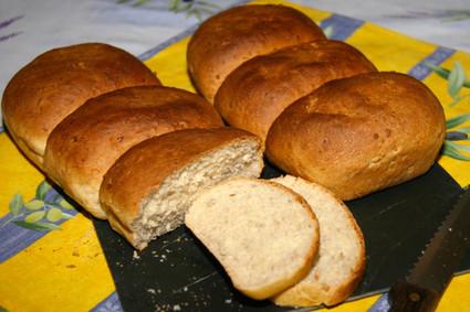Recette de pain de mie à l'anglaise
